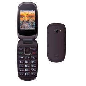 MaxCom Comfort MM818 Dual SIM (MM818BKDS) černý SIM s kreditem T-Mobile Twist V síti 200 Kč kredit (zdarma)