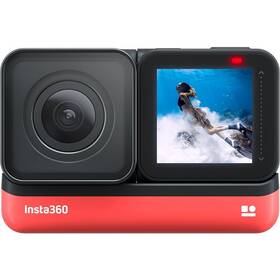 Insta360 ONE R (4K Edition) černá/červená