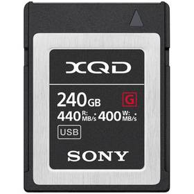 Sony XQD G 240 GB (440R/400W) (QDG240F)