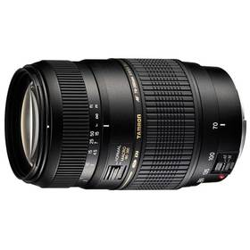 Tamron AF 70-300mm F/4-5.6 Di LD Macro 1:2 pro Canon (A17 E) černý + Doprava zdarma