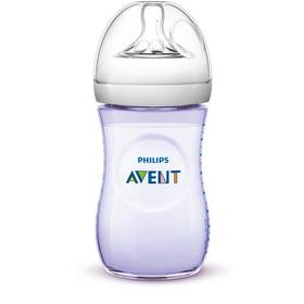 Philips AVENT Natural 260 ml fialová