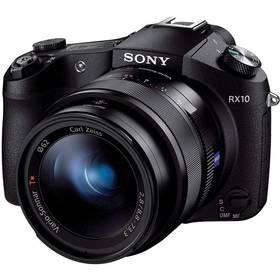 Sony Cyber-shot DSC-RX10 (DSCRX10.CE3) černý + Doprava zdarma
