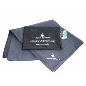 Aqua Sphere Kingsize Magic Towel šedé
