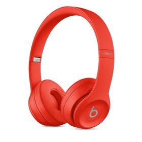 Beats Solo3 Wireless (PRODUCT)RED (MP162ZM/A) červená + Doprava zdarma