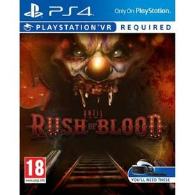Hra Sony PlayStation VR Until Dawn Rush of Blood (PS4) (PS719846857  )
