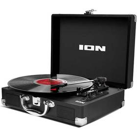 ION Vinyl Motion Air černý