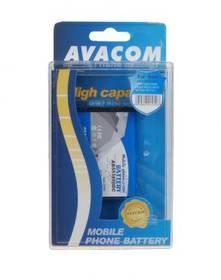 Avacom 6233, 9300, N73, Li-ion 3,6V 1100mAh (náhrada BP-6M) (GSNO-BP6M-S1100)