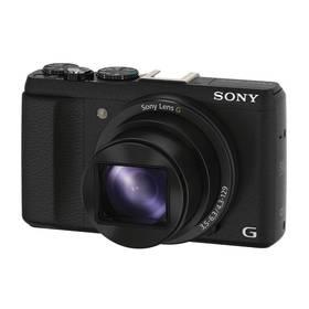 Sony Cyber-shot DSC-HX60 černý + Doprava zdarma