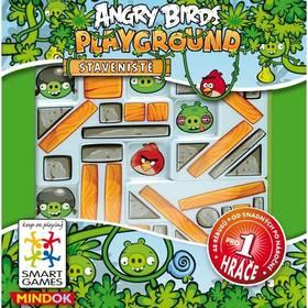 Mindok SMART - Angry Birds Staveniště