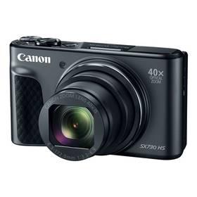 Canon SX730HS (1791C002) černý + Cashback 800 Kč + Doprava zdarma