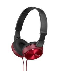 Sony MDRZX310R.AE (MDRZX310R.AE) červená