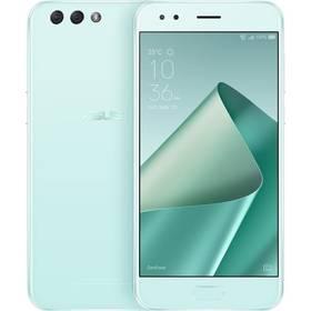 Asus ZenFone 4 (ZE554KL-1N010WW) (ZE554KL-1N010WW) zelený SIM s kreditem T-Mobile 200Kč Twist Online Internet (zdarma) + Doprava zdarma