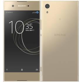 Sony Xperia XA1 (G3112) Dual SIM (1308-4516) zlatý Software F-Secure SAFE, 3 zařízení / 6 měsíců (zdarma)
