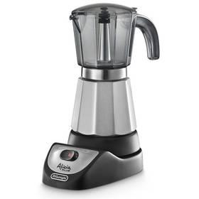 Kávovar DeLonghi EMKM6 čierne/strieborné