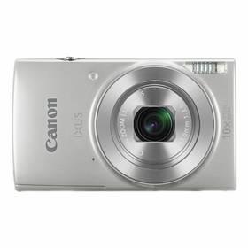 Canon IXUS 190 (1797C010) stříbrný + Doprava zdarma