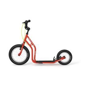 Yedoo New Wzoom New červená + Reflexní sada 2 SportTeam (pásek, přívěsek, samolepky) - zelené v hodnotě 58 Kč + Doprava zdarma