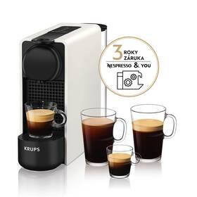 Espresso Krups Nespresso Essenza Plus XN510110 bílé