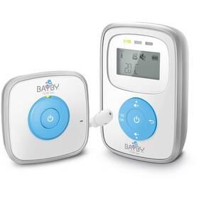 BAYBY BBM 7010 digitální audio s LCD bílá