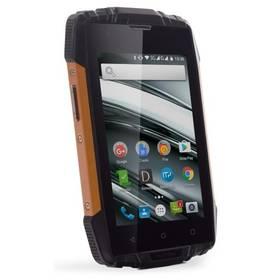 Fotografie myPhone HAMMER IRON 2 Dual SIM (TELMYAHIRON2OR) černý/oranžový