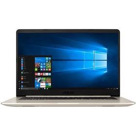 Asus VivoBook S15 S510UN-BQ070T (S510UN-BQ070T) zlatý Monitorovací software Pinya Guard - licence na 6 měsíců (zdarma)Software F-Secure SAFE, 3 zařízení / 6 měsíců (zdarma) + Doprava zdarma