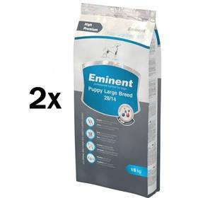 Eminent Puppy Large Breed 2 x 15 kg + 2 kg ZDARMA