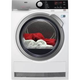 Sušička prádla AEG AbsoluteCare® T8DEE48SC biela