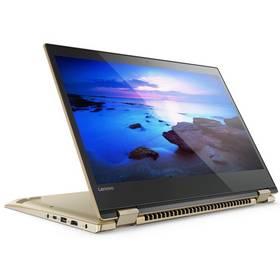 Lenovo YOGA 520-14IKBR (81C80010CK) zlatý Software F-Secure SAFE, 3 zařízení / 6 měsíců (zdarma)Software Microsoft Office 365 pro jednotlivce CZ (zdarma)Monitorovací software Pinya Guard - licence na 6 měsíců (zdarma) + Doprava zdarma
