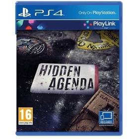 Sony PlayStation 4 Hidden Agenda (PS719934462)