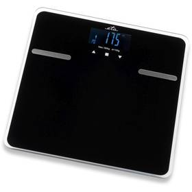 Osobní váha ETA Kate 4780 90000 černá (vrácené zboží 8800311780)