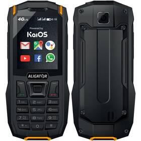 Aligator K50 eXtremo (AK50BO) čierny/oranžový