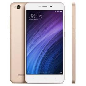 Xiaomi 4A Dual SIM, CZ LTE (PH3690) zlatý