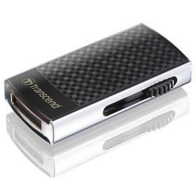 USB flash disk Transcend JetFlash 560 8GB (TS8GJF560) čierny/strieborný