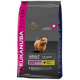 Eukanuba Adult Small Breed 15 kg + Doprava zdarma