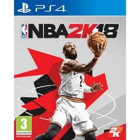 Take 2 PS4 NBA 2K18 (PS4 HRA)