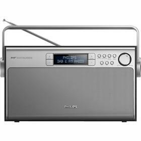 Philips AE5220B stříbrný