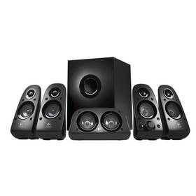 Logitech Z506 5.1 Surround Sound (980-000431) černá + Doprava zdarma