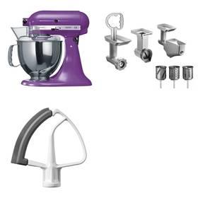 Set KitchenAid - kuchyňský robot 5KSM150PSEGP + FPPC balíček s příslušenstvím + Doprava zdarma