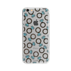 FLAVR iPlate pro Apple iPhone 7/8, prsteny (26553)