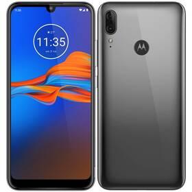 Motorola E6 Plus 32 GB Dual SIM (723755136816) sivý