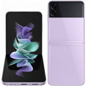 Samsung Galaxy Z Flip3 128 GB 5G (SM-F711BLVBEUE) fialový