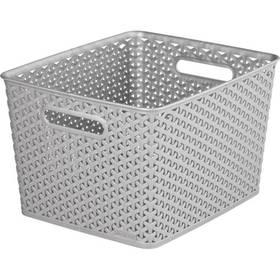 "Box úložný Curver Rattan ""Y"" Style, vel. L"