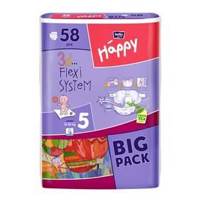 Bella Baby Happy Junior Big Pack 58 ks Svačinový box Bella Baby Happy (zdarma)