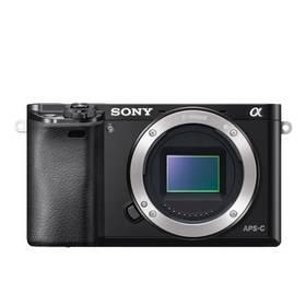 Sony Alpha A6000 body černý + Doprava zdarma