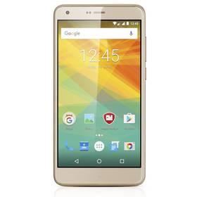 Prestigio Grace S7 Dual SIM (PSP7551DUOGOLD) zlatý Software F-Secure SAFE 6 měsíců pro 3 zařízení (zdarma) + Doprava zdarma
