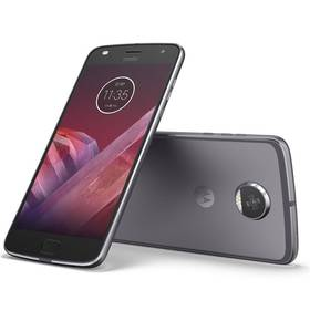 Motorola Moto Z2 Play Dual SIM (SM4483AC3N7) šedý + Doprava zdarma