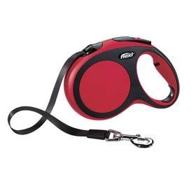 Flexi Comfort L Pásek 5m/60kg červené (vrácené zboží 8800548075)