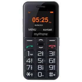 myPhone HALO EASY (TELMY10EASYBK) černý (vrácené zboží 8800838472)