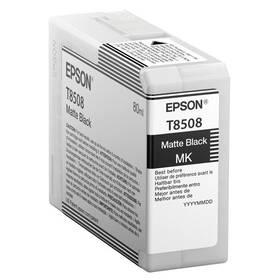 Epson T8508, 80 ml, matná černá (C13T850800)