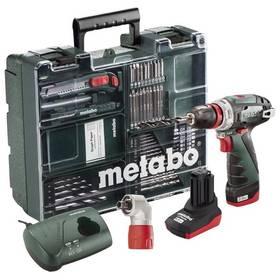 Metabo PowerMaxx BS Quick Pro MD 1x2Ah zelená + Doprava zdarma