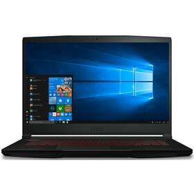 Notebook MSI GF63 8RC (GF63 8RC-214CZ) černý (vrácené zboží 8800258742)